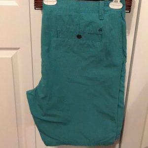 Calvin Klein Men's Plaid shorts size 40